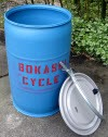 Bokashi Food Waste Fermenting System  55 Gallon Capacity