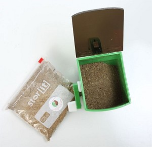 Bokashi Bran Dispensing Unit