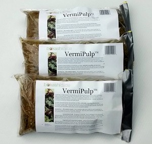 4 lbs VermiPulp Packs